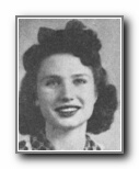 JUANDA ELWOOD: class of 1941, Grant Union High School, Sacramento, CA.