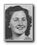 CECELIA GISLER: class of 1941, Grant Union High School, Sacramento, CA.