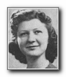 BERNICE GORDON: class of 1941, Grant Union High School, Sacramento, CA.