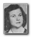 VIRGINIA HARRIS: class of 1941, Grant Union High School, Sacramento, CA.