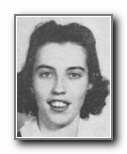 ANITA HOGAN: class of 1941, Grant Union High School, Sacramento, CA.