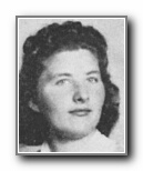 LOUISE HOTHO: class of 1941, Grant Union High School, Sacramento, CA.