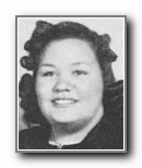 NADINE JAMES: class of 1941, Grant Union High School, Sacramento, CA.