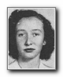 PEGGY JENSEN: class of 1941, Grant Union High School, Sacramento, CA.