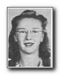 GENEVIEVE HOEFLING: class of 1941, Grant Union High School, Sacramento, CA.