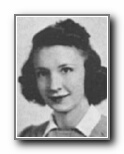 DORIS ECHEVERRIA: class of 1942, Grant Union High School, Sacramento, CA.