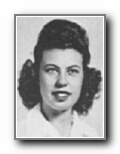 DORIS ENGLISH: class of 1942, Grant Union High School, Sacramento, CA.