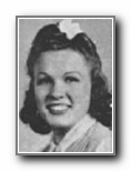 BETTY FRYE: class of 1942, Grant Union High School, Sacramento, CA.