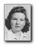 LABARBARA GIBBS: class of 1942, Grant Union High School, Sacramento, CA.