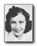 LUCY GOWER: class of 1942, Grant Union High School, Sacramento, CA.