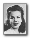 ARIA BROWNING: class of 1942, Grant Union High School, Sacramento, CA.