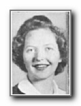 ELAINE ERICSON: class of 1942, Grant Union High School, Sacramento, CA.