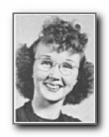 EDWINA GREGORY: class of 1942, Grant Union High School, Sacramento, CA.