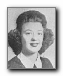 MARIE MADELINE MARCOTT: class of 1943, Grant Union High School, Sacramento, CA.