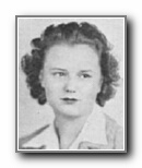 GLENNETTA WALTON: class of 1943, Grant Union High School, Sacramento, CA.
