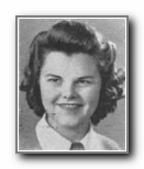 FRANCES WALL: class of 1943, Grant Union High School, Sacramento, CA.