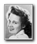 ALICE WORDEN: class of 1943, Grant Union High School, Sacramento, CA.