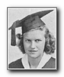 VIVIAN WYMAN: class of 1943, Grant Union High School, Sacramento, CA.