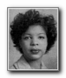 GLORIA CARSON: class of 1944, Grant Union High School, Sacramento, CA.