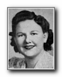 FREDA DEGER: class of 1944, Grant Union High School, Sacramento, CA.