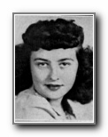 NADINE DUFFEE: class of 1944, Grant Union High School, Sacramento, CA.