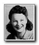 JANICE FLINT: class of 1944, Grant Union High School, Sacramento, CA.