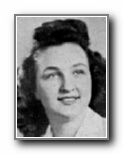 DORIS JEAN GORDON: class of 1944, Grant Union High School, Sacramento, CA.