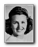 MARY H. JONES: class of 1944, Grant Union High School, Sacramento, CA.