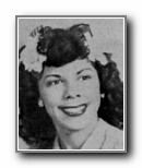 LUELLA WHITE: class of 1944, Grant Union High School, Sacramento, CA.