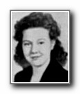 MARJORY WOHLFERT: class of 1944, Grant Union High School, Sacramento, CA.