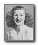 PAT NAY: class of 1945, Grant Union High School, Sacramento, CA.