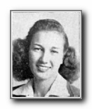 BETTIE OEST: class of 1945, Grant Union High School, Sacramento, CA.
