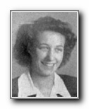 ILA OLMSTEAD: class of 1945, Grant Union High School, Sacramento, CA.