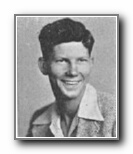 TERRENCE PASCOE: class of 1945, Grant Union High School, Sacramento, CA.