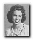FAYE PATTERSON: class of 1945, Grant Union High School, Sacramento, CA.
