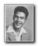 MIKE PELLEGRINI: class of 1945, Grant Union High School, Sacramento, CA.