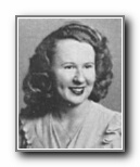 AMY PILGRIM: class of 1945, Grant Union High School, Sacramento, CA.