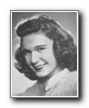 FRANCES PORTS: class of 1945, Grant Union High School, Sacramento, CA.