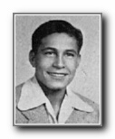 JOHNNY RAMIREZ: class of 1945, Grant Union High School, Sacramento, CA.