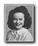 ANITA RAE RATCLIFFE: class of 1945, Grant Union High School, Sacramento, CA.