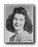 MARGARET RAYMOND<br /><br />Association member: class of 1945, Grant Union High School, Sacramento, CA.