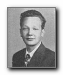 HARRY REDIES: class of 1945, Grant Union High School, Sacramento, CA.