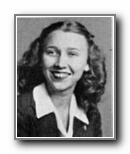 LUCILLE ROGERS: class of 1945, Grant Union High School, Sacramento, CA.