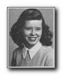 LILLIAN ROOD: class of 1945, Grant Union High School, Sacramento, CA.