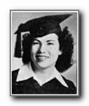 OPAL ROSE: class of 1945, Grant Union High School, Sacramento, CA.
