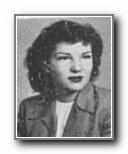 DOLORES SCHLAX: class of 1945, Grant Union High School, Sacramento, CA.