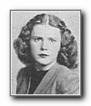 BILLIE SCOTT: class of 1945, Grant Union High School, Sacramento, CA.