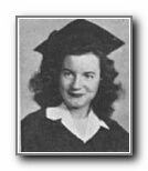 ADELLE SHULER: class of 1945, Grant Union High School, Sacramento, CA.