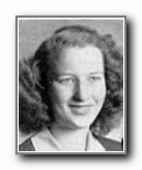 DORIS SLACK: class of 1945, Grant Union High School, Sacramento, CA.