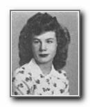 LORENA SMIDT: class of 1945, Grant Union High School, Sacramento, CA.